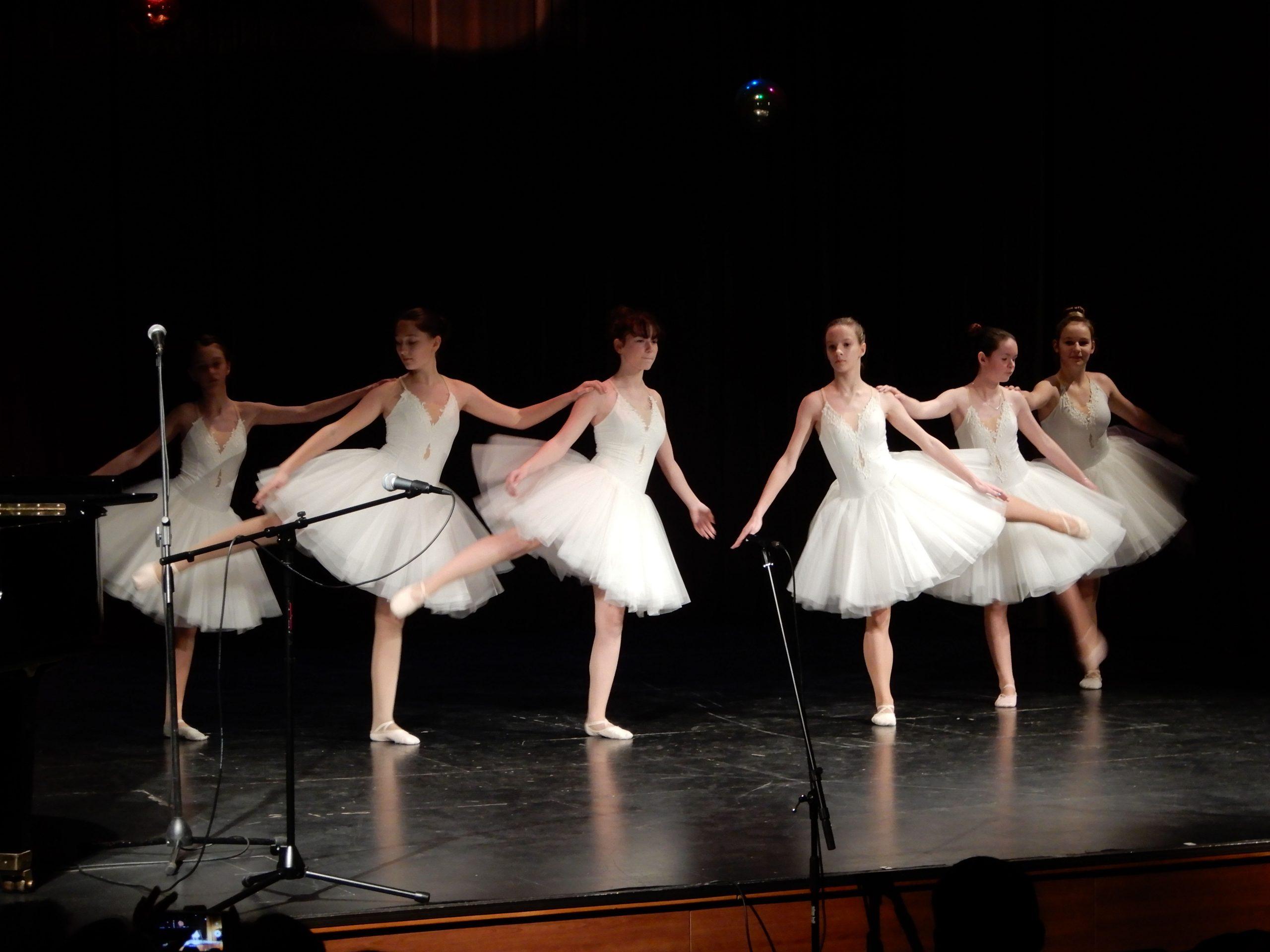 Glasbena šola Hrastnik - Balet